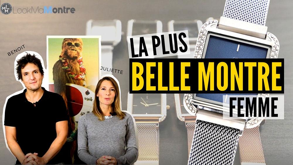 12.11.2019 - La Plus Belle Montre Femme