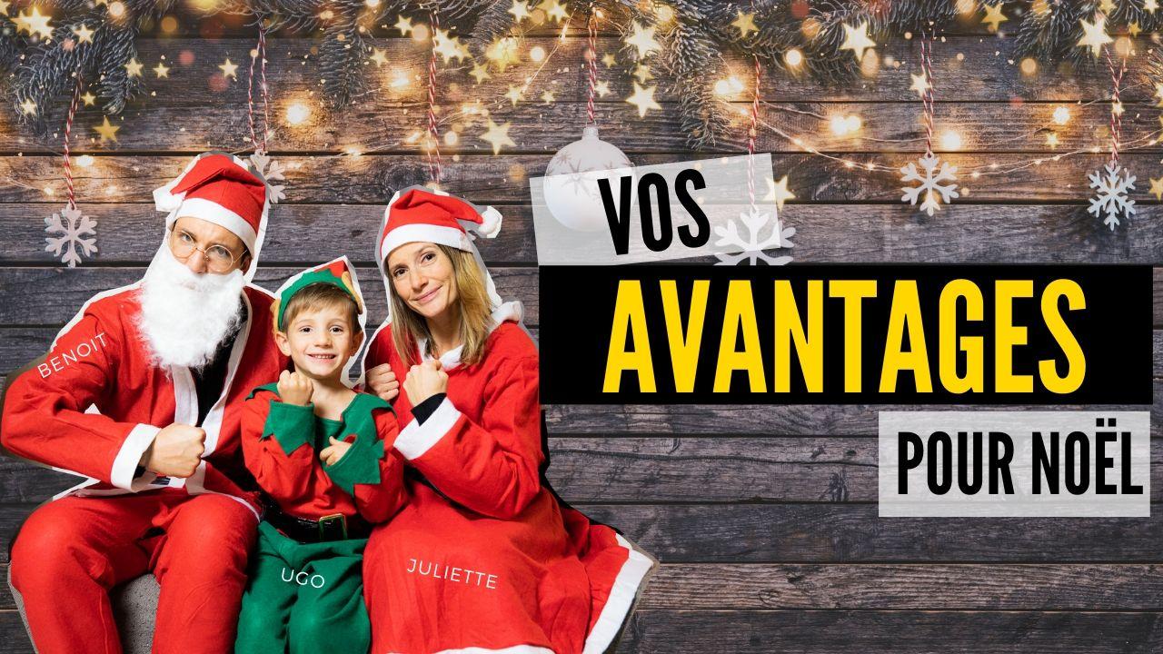 02.12.2019 - Vos avantages Noël chez LookMaMontre