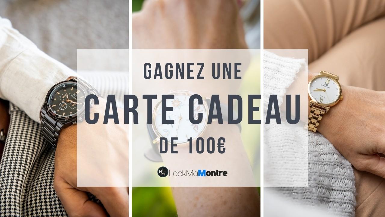 08.12.2020 - Concours de Noël : Gagnez 100€