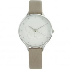 Montre Femme Taupe Relief...