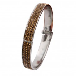 Bracelet Métal Femme Strass...