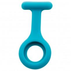 Coque Silicone Bleu Montre Infirmière KRAZY
