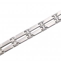 Beau Bracelet Homme Acier