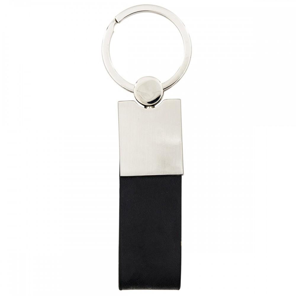 Porte-Clés Métal Noir