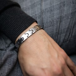 Bracelet Pas Cher Homme Acier