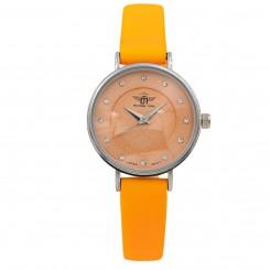 Sublime Montre Femme Orange M. JOHN